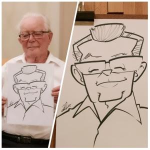 retirement home resident